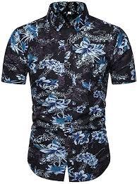 <b>Men's Short</b>-<b>Sleeved Shirt</b> Summer Large Size <b>Thin</b> Section Casual ...