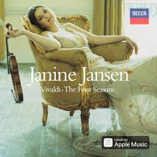 <b>Janine Jansen</b> - <b>Janine Jansen</b> - <b>Vivaldi</b>: The Four Seasons ...