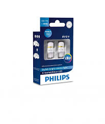 <b>Лампа</b> светодиодная <b>Philips X</b>-<b>treme Ultinon</b> LED T10/W5W (W2 ...