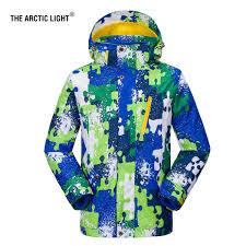 2019 <b>THE ARCTIC LIGHT</b> Outdoor Hiking Ski Jacket Child Kids ...