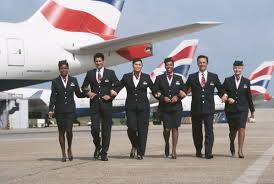 reasons why i like flying british airways travelupdate designed by julian macdonald the unform is timeless
