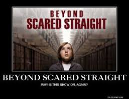DeviantArt: More Like Beyond Scared Straight Motivational Poster ... via Relatably.com