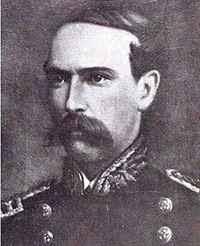 Comandante Juan Guillermo Moore - 1879moore
