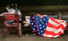 Risultati immagini per poveri in america