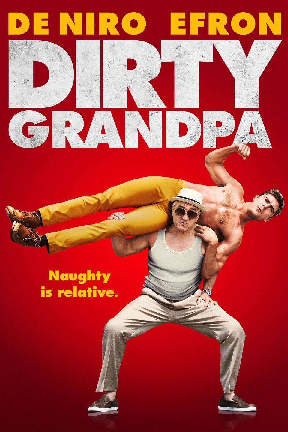 Dirty Grandpa (2016) UNRATED English (Eng Subs) 480p | 720p
