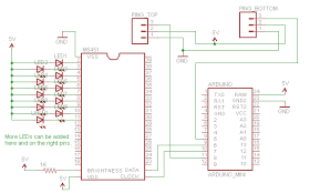 led stairs schematic automatic led stair lighting