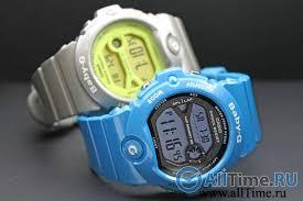 Наручные <b>часы Casio</b> Baby-G <b>BG</b>-<b>6903</b>-<b>2E</b> — купить в интернет ...