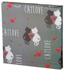 <b>Тарелка десертная cats</b> love 20,3*20,3*2 см. <b>Lefard</b> 230-058 ...