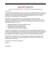 Cover Letter Monster  Marketing Director Cover Letter Sample