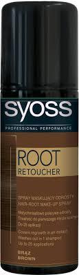 Syoss Root Retoucher Spray - <b>Тонирующий спрей для</b> ...