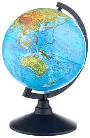 <b>Глобус физический Globen</b> Классик 210 мм (К012100007 ...