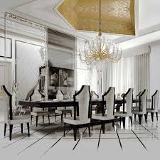black and white dining table set:  black and white dining table set art deco inlaid maple table