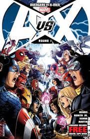 <b>Avengers</b> vs. <b>X</b>-<b>Men</b> - Wikipedia