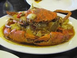 <b>Curry crab</b> - Picture of Restaurante Dumbo, Macau - Tripadvisor