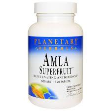 Отзывы Planetary Herbals, <b>Суперфрукт амла</b>, <b>омолаживающий</b> ...