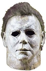 Ani·Lnc Michael Myers Mask <b>Halloween Horror Movie Cosplay</b> Adult ...