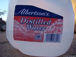 Image result for distilled water