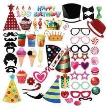 Happy Birthday Mask