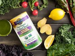 Garden of Life <b>Raw Organic Perfect Food</b> Alkalizer and Detoxifier ...