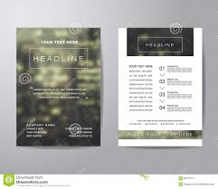 simple box brochure flyer design layout template in a size vec simple blur background brochure flyer design layout template in royalty stock photography