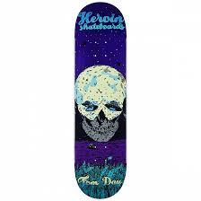Дека <b>скейтборд</b> HEROIN <b>TD</b> ILLUSION DECK SS19 купить в ...