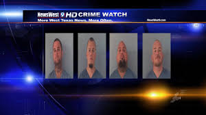 andrews county headlines kwes newswest 9 midland odessa big four members of the cossacks biker gang arrested in andrews