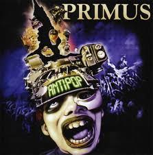 <b>PRIMUS Antipop</b> music review by Cygnus X-<b>2</b>