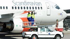 <b>SAS</b> flyttar underhåll utomlands - Nyheter | SVT.se