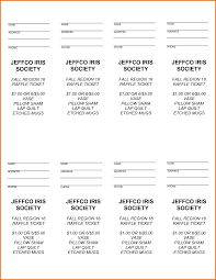 raffle ticket template for wordreference letters words raffle ticket templates webdesign14 com