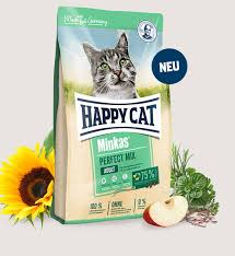 Minkas Perfect Mix high-quality cat food | Dry cat food - Happy Cat