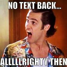 No Text Back on Pinterest | Ignoring Texts, Using People Quotes ... via Relatably.com
