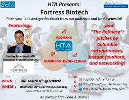 hta presents the refinery lindsay rosenwald from fortress hta presents the refinery lindsay rosenwald from fortress biotech