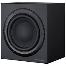 <b>Встраиваемый</b> пассивный <b>сабвуфер B&W CT</b> SW10 Black, купить ...