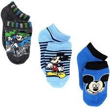 <b>Disney Baby</b> 3 Pack <b>Mickey Mouse</b> Gift Socks Set Socks