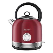 <b>Электрический чайник Kitfort</b> КТ-682 в Санкт-Петербурге – купить ...