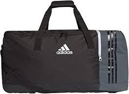 adidas Tiro <b>Team Holdall</b> Rucksack Duffel Bag <b>Large</b> Black ...