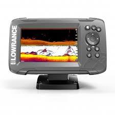 <b>Эхолот</b> Lowrance HOOK2-5X GPS <b>SplitShot</b> - купить по выгодной ...