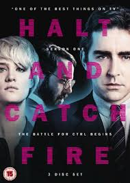 Halt and Catch Fire Temporada 3 audio español