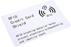 KLOP256 <b>Shielding Card</b> Personal <b>Information</b> Module gh ...