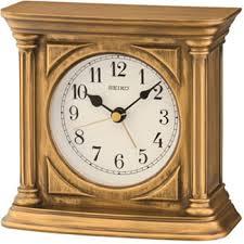 <b>Seiko Настольные часы</b> QXE051GN. Коллекция | www.xn ...