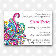 colors microsoft office graduation party invitation templates microsoft office graduation party invitation templates