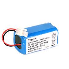 <b>Аккумулятор</b> для робота-пылесоса <b>Chuwi iLife</b> (14.8В, 2.6Ач, Li ...