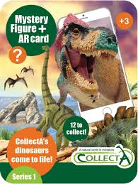 <b>Collecta Мини</b>-<b>фигурка</b> Динозавр Коллекция 1 — купить в ...