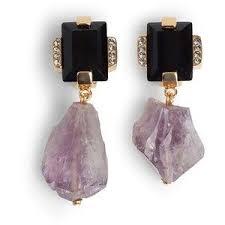Marni Earrings | Камни, Драгоценности