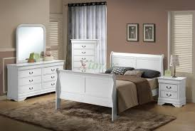 semi gloss white bedroom suite 170 w sleigh like queen and king beds bedroom white bed set