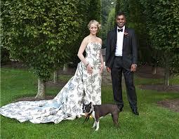 Με το σκυλάκι στον γάμο...