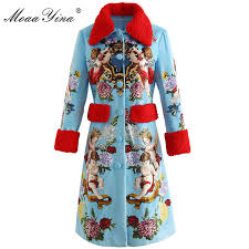 <b>MoaaYina</b> 2018 Fashion <b>Designer Runway</b> Dress Spring Women ...