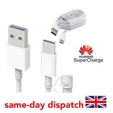 <b>5a</b> genuine original huawei type-c <b>super fast</b> 3.1 usb data cable ...