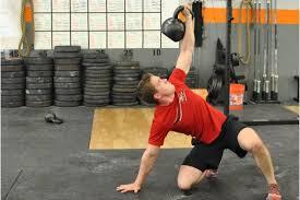 Упражнения со спортивной русской гирей - как заниматься на ...