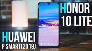 Обзор <b>Honor 10 Lite</b> | <b>Huawei</b> P Smart 2019 - <b>смартфон</b> ХИТ с ...